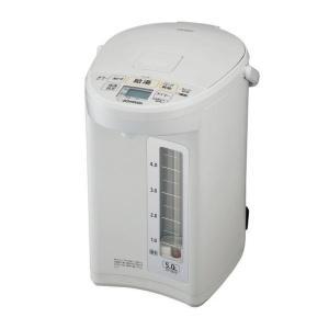 電気ポット 象印 電動給湯ポット 5L マイコン沸騰 タイマー付き 4段階温度設定 蒸気セーブ|kanaemina