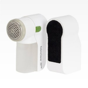 毛玉取り器 毛玉クリーナー テスコム コンパクト 小型 ミニ 乾電池式 携帯|kanaemina