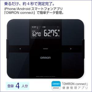 ■商品説明 ・乗るだけ、約4秒で測定完了。 ・iPhone/Androidスマートフォンアプリ「OM...
