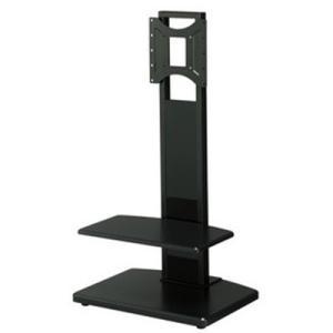 壁掛けテレビ台 テレビスタンド TV台 壁寄せスタンド 幅50cm 23型〜32V型対応|kanaemina