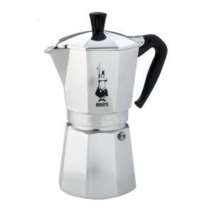 コーヒーメーカー エスプレッソ 直火式 ビアレッティ モカエキスプレス 大容量 9カップ 9人用