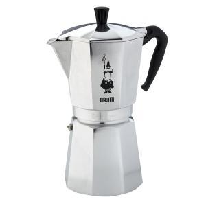 コーヒーメーカー エスプレッソ 直火式 ビアレッティ モカエキスプレス 大容量 12カップ 12人用|kanaemina