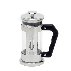 コーヒーメーカー プレス式 ビアレッティ フレンチプレス オミーノ 2カップ 2人用|kanaemina