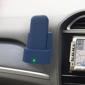 アイコス充電器 車載用 車用 卓上 iQOSカバーホルダー ポケットチャージャー専用クレードル|kanaemina