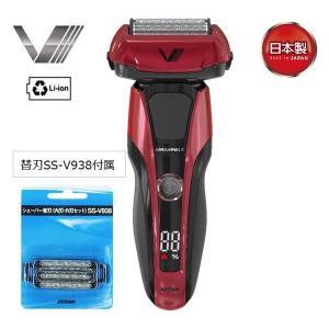 ■所品説明 4枚刃&約4週間充電不要の日本製モデル。 肌への接合面が広く、一度に多くの髭を素早く剃れ...
