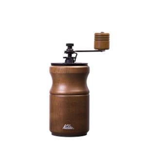 コーヒーミル 手挽き カリタ 手動コーヒーミル 1人〜2人用|kanaemina