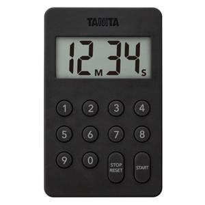 キッチンタイマー クッキングタイマー デジタル 100分計 タニタ マグネット シンプル おしゃれ