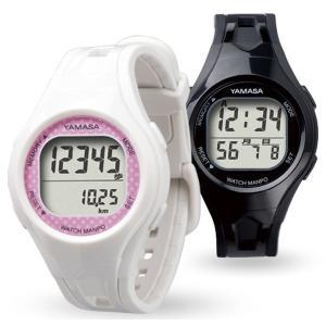 歩数計 万歩計 腕時計型 女性用 レディース 小型 軽量モデル 山佐 消費カロリー 生活防水|kanaemina