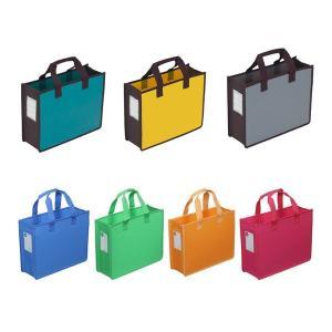 トートバッグ ノータム・オフィス A4サイズ 横向き 通勤 営業 書類整理 収納カバン サブバック|kanaemina