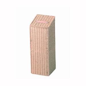 トイレットペーパー ストッカー 収納ラック ケース ボックス 収納 ベージュ|kanaemina