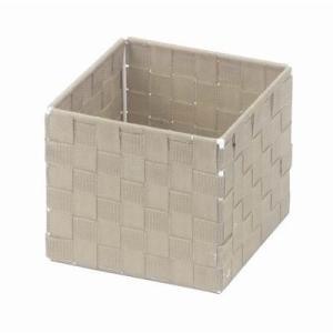 カラーボックス用 収納ボックス PE製 ベージュ 3個セット|kanaemina