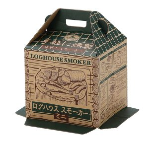 燻製器 くんせい器 スモーカー 家庭用 小型 ミニ ブロックセット 燻製 薫製 スモーク|kanaemina