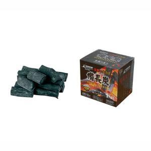 備長炭 1kg  バーベキュー用木炭 キャプテンスタッグ kanaemina