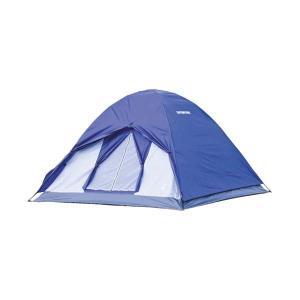 ドームテント ドーム型テント 3人用 クレセント ネイビー 軽量2.5kg コンパクト|kanaemina