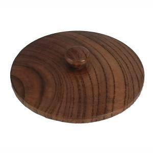湯呑み茶碗用ふた お茶碗 茶器 飲み湯蓋 湯呑茶碗ふた 漆塗装 木製 3.0寸(直径9.3cm)|kanaemina