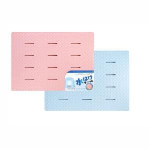 浴室マット お風呂マット 60×85cm ラバースノコ ピンク|kanaemina