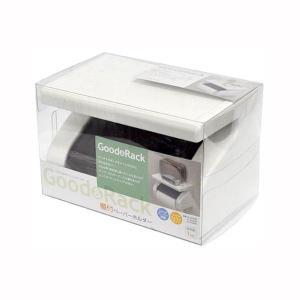 トイレットペーパーホルダー 棚付き ホワイト 白|kanaemina