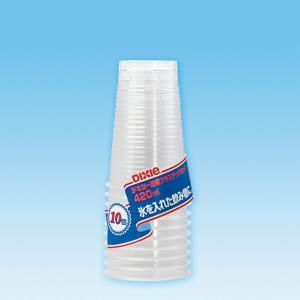 プラスチックコップ 420ml 10個入 kanaemina