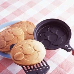 ■商品説明 みんな大好き!アンパンマンのホットケーキ用フライパン! ※ガス火専用になります。 ※IH...
