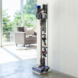 掃除機スタンド クリーナースタンド ダイソン 掃除機対応 立て掛け収納ラック V10 V8 V7 V6シリーズ|kanaemina
