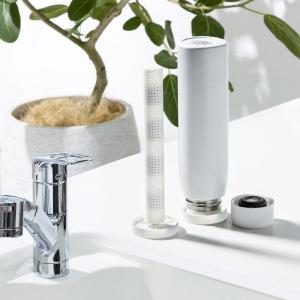 珪藻土 水筒ドライヤー ステンレスボトルドライヤー Lサイズ Karari 吸水 吸湿 水切りスタンド|kanaemina