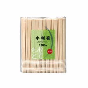 割り箸 白樺上 小判箸 裸 100膳 kanaemina