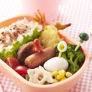 おかずピック お弁当ピック 果物 フルーツ オカズが増えるピック 8本入|kanaemina