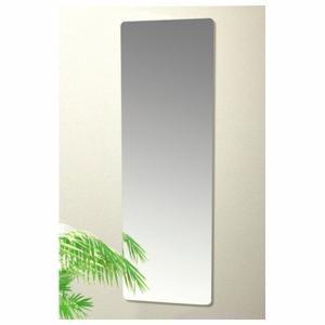 洗面鏡 浴室鏡 姿見 割れないミラー 壁面鏡 壁掛けセーフティミラー 特大サイズ 290×890mm|kanaemina