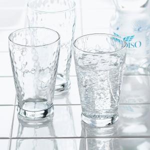 グラス コップ ガラス製 食洗器対応 245ml 3個セット ダンク タンブラーM 日本製|kanaemina