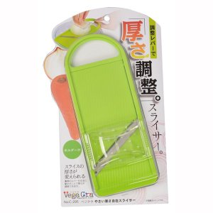 野菜スライサー 厚さ調節自在カッター 厚さ調整