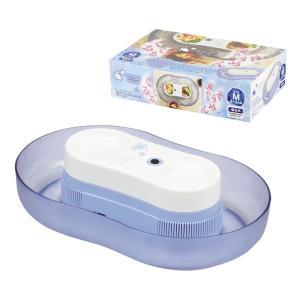 流しそうめん器 流し素麺機 スライダー 家庭用 Mサイズ 電池式 ウミガメ|kanaemina