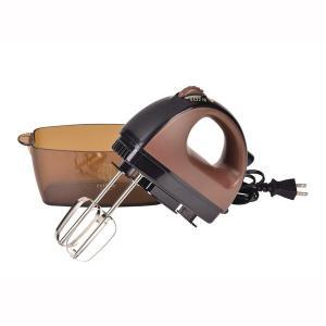 電動ハンドミキサー 泡立て器 ケース付き 5段階スピード調整 ラフィネ 調理器具 お菓子作り道具|kanaemina