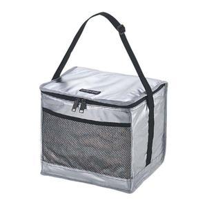 クーラーバッグ 保冷バッグ クーラーボックス アルミ ソフト ショルダー 15L|kanaemina