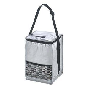 クーラーバッグ 保冷バッグ クーラーボックス アルミ ソフト ショルダー 10L|kanaemina