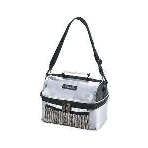 クーラーバッグ 保冷バッグ クーラーボックス アルミ ソフト ショルダー 4L|kanaemina