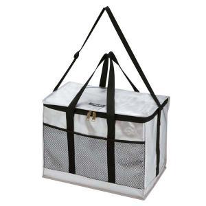 クーラーバッグ 保冷バッグ 大型 クーラーボックス アルミ ソフト ショルダー 35L|kanaemina