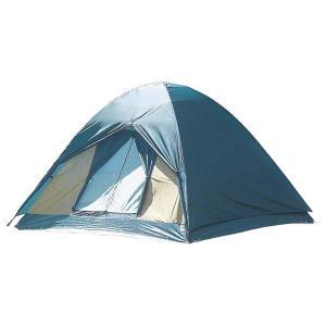 テント ドーム型テント クロスポール型 3人用|kanaemina