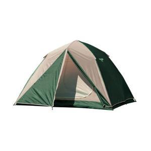 ドームテント ワンタッチ 大型 4人用〜5人用 紫外線 UVカット キャリーバッグ付き キャプテンスタッグ|kanaemina