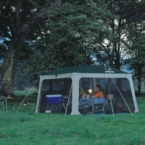 テント タープテント 虫除けメッシュセット 4人〜5人用|kanaemina