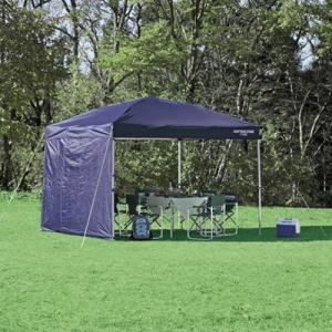テント サイドパネル 300×300cm用 ネイビー(本体300UVは別売り)|kanaemina