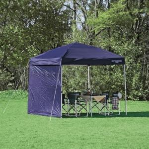 テント サイドパネル 250×250cm用 ネイビー(本体250UVは別売り)|kanaemina