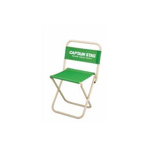 レジャーチェア アウトドアチェアー 軽量 コンパクト 折りたたみ椅子 折り畳みイス ライトグリーン|kanaemina