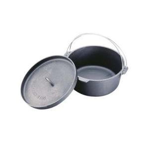 ダッチオーブン 鉄器 25cm 4L|kanaemina