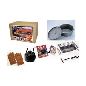 ダッチオーブン セット 30cm 収納袋付|kanaemina