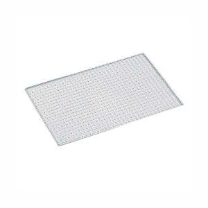 バーベキュー用網 焼き網 鉄網 あみ BBQアミ 長方形 6号サイズ 450×300mm