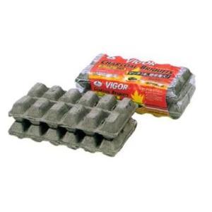 着火剤 バーベキュー用 ブロックタイプ ビガーチャコールブリケット kanaemina