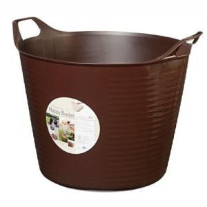 ■商品説明 ◇オシャレで楽しいカラーバケツ Huppy Bucket ・使い方イロイロ!リビングやガ...