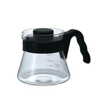 コーヒーサーバー コーヒーポット 耐熱ガラス製 ハリオ V60 珈琲ポット 450ml|kanaemina