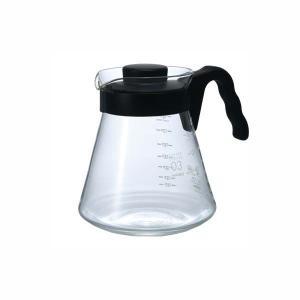 コーヒーサーバー コーヒーポット 耐熱ガラス製 ハリオ V60 珈琲ポット 1000ml|kanaemina