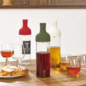 ■商品説明 ◇お洒落にテーブルを演出。茶葉と水だけで水出し茶が簡単に作れます。茶漉しは簡単に取り外せ...